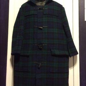 Brooks Brothers Jackets & Coats - Brooks Brothers Wool Toggle Coat